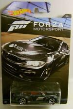 BMW M4 3/6 HW HOT WHEELS FORZA MOTORSPORT SERIES DIECAST 2017