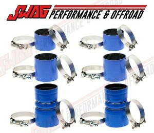 99.5-03 Ford 7.3 7.3L Powerstroke Diesel Gates Intercooler CAC Boot & Clamp Kit
