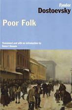 Very Good, Poor Folk, F.M. Dostoevsky, Book