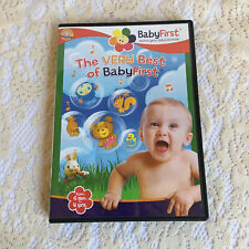 Baby First: The Baby Best of Baby First DVD 2013 6 Months  to  4 Years