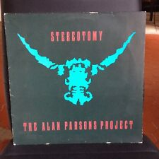 33 TOURS / LP ALBUM--THE ALAN PARSONS PROJECT--STEREOTOMY--1984