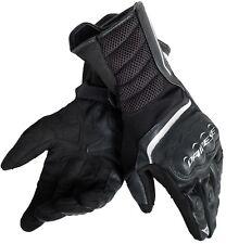Dainese Air Fast schwarz weiß Motorradhandschuhe luftig Touring hoher Schutz