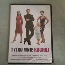 Tylko mnie kochaj - DVD - POLISH RELEASE - POLSKA KOMEDIA