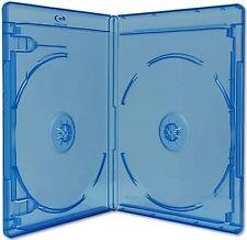 Viva Elite Double Blu Ray 2 Disc Cases Slim 6 mm - Pack of 5.