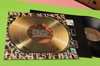 ROXY MUSIC LP GREATEST ORIG USA EX++ !!!!!!!!!!!!!!!