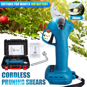 18V Elektrisch Akku Astschere Stschneider Gartenschere Strauchschere Für Makita