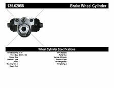 Drum Brake Wheel Cylinder-C-TEK Standard Wheel Cylinder Rear Centric 135.62058
