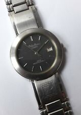 Philip Persio Quartz 3ATM Waterproof Stainless Steel Wristwatch