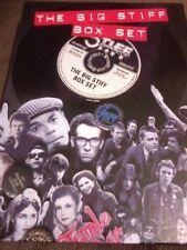 THE BIG STIFF BOX SET Various Artists 2007 4 CD Read description POST FREE