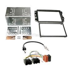 CHEVROLET AVEO 06-11 2-DIN radio de voiture Set d'installation Câble adaptateur