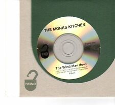 (FR868) The Monks Kitchen, The Wind May Howl - DJ CD
