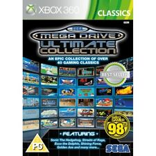 SEGA Mega Drive Ultimate Collection Xbox 360 Game Complete