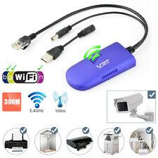VAP11G Wireless Bridge Cable Convert RJ45 Ethernet Port to WiFi Dongle AP Vonets