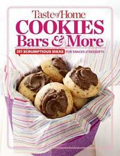 Taste of Home Cookies, Bars and More: 201 Scrumptious Ideas for Snacks and...