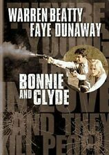 Bonnie and Clyde 0883929165452 With Gene Hackman DVD Region 1