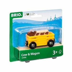 Brio World Cattle And Wagons 33406