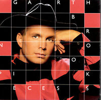 Garth Brooks In Pieces Country Pearl Records USA Honky Tonk Bar One Night a Day