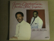 JAMES CLEVELAND & THE CHARLES FOLD SINGERS THIS TOO WILL PASS 2LP '83 SAVOY VG+