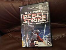 Star Wars Rebel Strike No Manual - Nintendo Gamecube & Wii 25rs