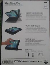 Incipio ClamCase Pro Series Protective Keyboard Case for iPad Mini 4 - Black