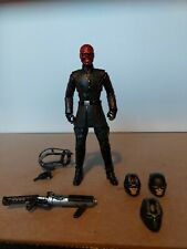 Marvel Legends 10th Anniversary RED SKULL, tight joints,100% Complete