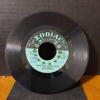 "Chuck Bernard - Deeper Than The Eyes Can See / Turn Her Loose 45rpm 7"" Single"