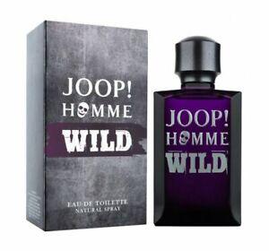 JOOP! HOMME WILD EDT SPRAY 125 ML