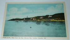 Pointe-au-Pic,Charlevoix,Qc     - unused vintage postcard.