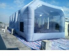 10m*5m*3.5m Inflatable Spray Booth Custom Tent Car Paint Booth Inflatable Car