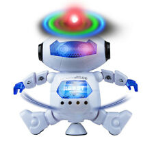 Toy For Boys Blue Robot Kids Toddler Dancing Robot 3-10 Year Old Age Cool Toy US