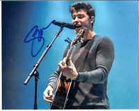 """Shawn Mendes young superstar singer Autograph Signed 8""""x10"""" Photo"""