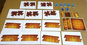 MULTI-LIST OF GAMES WORKSHOP ADVANCED HEROQUEST BOARD GAME REPLACEMENT SPARES