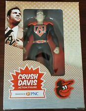 Baltimore Orioles Crush Davis (Chris Davis) Action Figure, New in Box Figurine