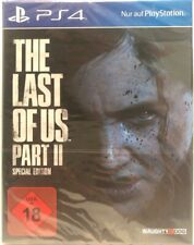 The Last Of Us Part II 2 - SPECIAL EDITION - PS4 - NEU - SEALED