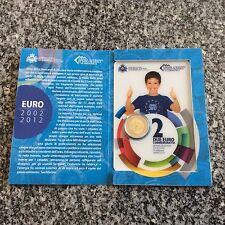 Coffret de 2 € SAINT MARIN - 2012 - les 10 ans de l'euro