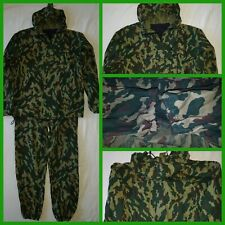 Russian Army camo jacket pants camouflage VDV airborne KGB scout suit