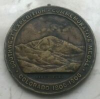 1906 Pikes Peak Colorado So Called Dollar SCD HK 338 - Soldered Mark on Edge