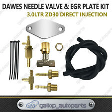 Dawes Valve Needle Valve EGR Block Plate For Nissan GU Patrol ZD30 Injection