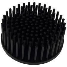 MechaTronix LPF80A30 LED-Kühlkörper ø 80 x 30 mm Pin Fin Heatsink schwarz 856568