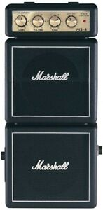Marshall MS-4 mini amplificatore portatile per chitarra da 1 watt di potenza