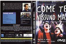 COME TE NESSUNO MAI DVD made in ITALY 1999 GABRIELE MUCCINO SILVIO ANNA GALIENA