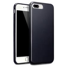 Étuis, housses et coques noirs Pour iPhone 8 Plus en silicone, caoutchouc, gel pour téléphone mobile et assistant personnel (PDA)