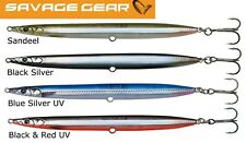 Savage Gear new Sandeel Pencil Lures 90mm 125mm  150mm lures crazy price