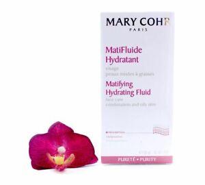 Mary Cohr MatiFluide Hydratant - Matifying Hydrating Fluid 50ml
