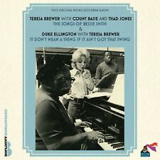 TERESA BREWER - WITH COUNT BASIE,THAD JONES & DUKE ELLINGTON  CD NEU