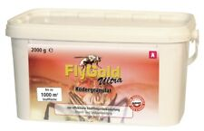 Ködergranulat Flygold Ultra 2000 g Fliegenbekämpfung Fliegengift Insekten Gift