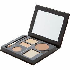 LAURA MERCIER THE FLAWLESS FACE BOOK COMPLEXION SET POWDER CONCEALER SAND SC-3