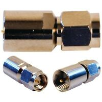 WILSON ELECTRONICS 971119 FME Male to SMA Male Connector, 1 pcs