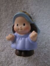 Fisher Price Little People CHRISTMAS NATIVITY MARY MOTHER of JESUS Woman