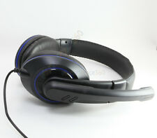 USB Stereo Headphone Headset Noise Reduction Mic with USB Plug
